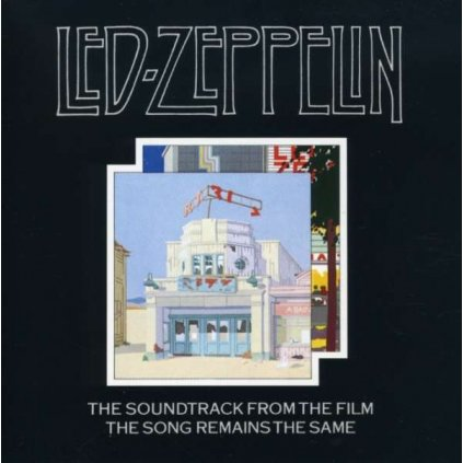 VINYLO.SK | OST  /  LED ZEPPELIN ♫ SONG REMAINS THE SAME,THE [2CD] 0075679030320