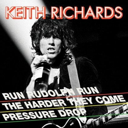VINYLO.SK | Richards Keith ♫ Run Rudolph Run (40th Anniversary) =RSD= [LP] vinyl 4050538426830