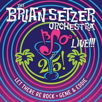 VINYLO.SK   Setzer Brian ♫ 25 Live! (Record Store Day Black Friday Exclusive) [SP7inch] vinyl 0822685680007