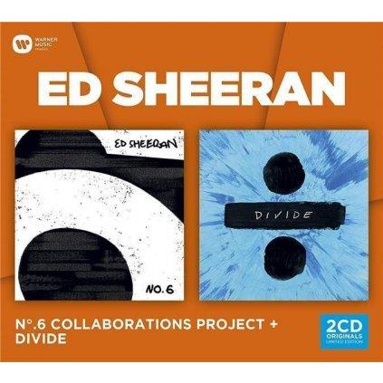 VINYLO.SK | Sheeran Ed ♫ ÷ & No.6 Collaborations Project [2CD] 0190295220792