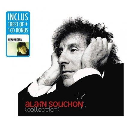 VINYLO.SK | Souchon Alain ♫ Best Of & Raretés [2CD] 0190295229726
