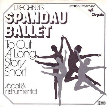 VINYLO.SK | Spandau Ballet ♫ To Cut A Long Story Short [7CD] 0190295216207
