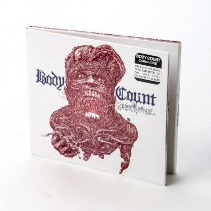 VINYLO.SK | BODY COUNT - CARNIVORE / Limited [CD]