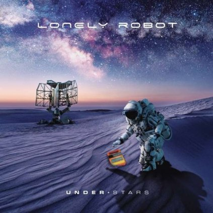 VINYLO.SK | LONELY ROBOT - UNDER STARS [CD]