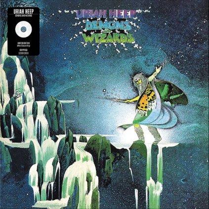VINYLO.SK | Uriah Heep ♫ Demons And Wizards [LP] vinyl 4050538613803