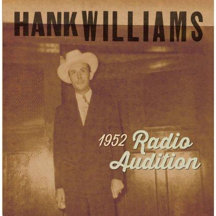VINYLO.SK | Williams Hank ♫ =RSD= - 1952 Radio Auditions [SP7inch] vinyl 4050538636437