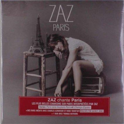 VINYLO.SK   ZAZ ♫ PARIS [2LP] 5054196339517