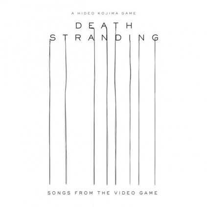 VINYLO.SK | OST - DEATH STRANDING (SONGS FROM THE VIDEO GAME) [2CD]