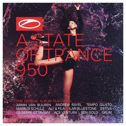 Rôzni interpreti ♫ A STATE OF TRANCE 950 [2CD]