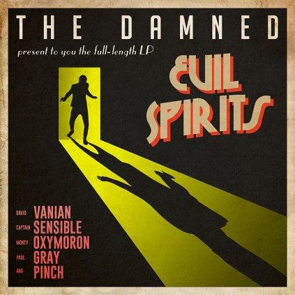 VINYLO.SK | Damned, The ♫ Evil Spirits / Limited =RSD= / Green Vinyl [LP] vinyl 0602577235702