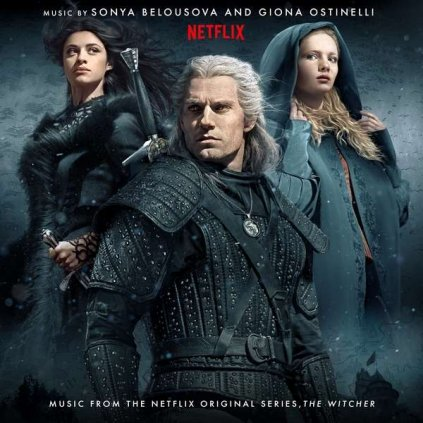 VINYLO.SK | OST - THE WITCHER (MUSIC FROM THE NETFLIX ORIGINAL SERIES) [2CD]