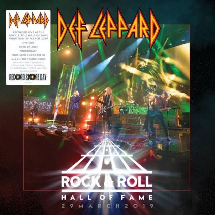 VINYLO.SK | Def Leppard ♫ Rock'n'Roll Hall Of Fame 2019 / Limited =RSD= [LP] vinyl 0602508192067