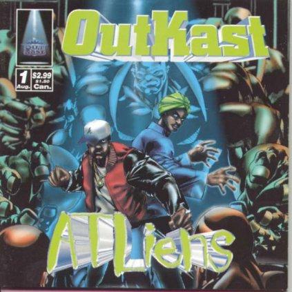 VINYLO.SK | OUTKAST - ATLIENS [CD]