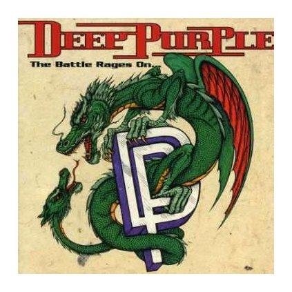 VINYLO.SK   DEEP PURPLE - THE BATTLE RAGES ON... [CD]
