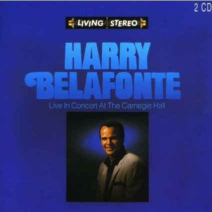 VINYLO.SK | BELAFONTE, HARRY - AT CARNEGIE HALL (2/2) [2CD]