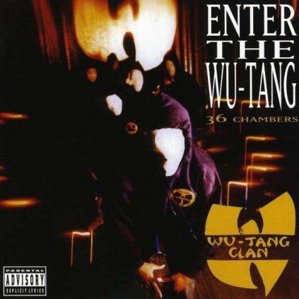 VINYLO.SK | WU-TANG CLAN - ENTER THE WU-TANG [CD]