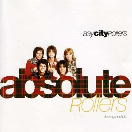 VINYLO.SK | BAY CITY ROLLERS - ABSOLUTE ROLLERS / THE VERY BEST OF ... [CD]