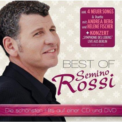 VINYLO.SK   Rossi Semino ♫ Best Of [CD + DVD] 0602507199579
