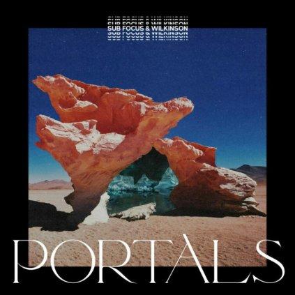 VINYLO.SK   Sub Focus ♫ Portals [2LP] vinyl 0602507436827