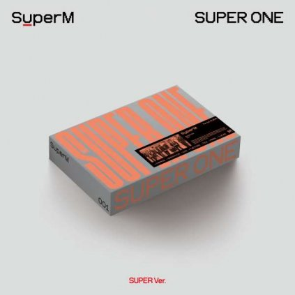 "VINYLO.SK | SUPERM ♫ SUPERM THE 1ST ALBUM ""SUPER ONE"" [CD] 8809718448010"