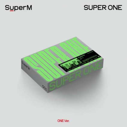 "VINYLO.SK | SUPERM ♫ SUPERM THE 1ST ALBUM ""SUPER ONE"" [CD] 8809718448027"