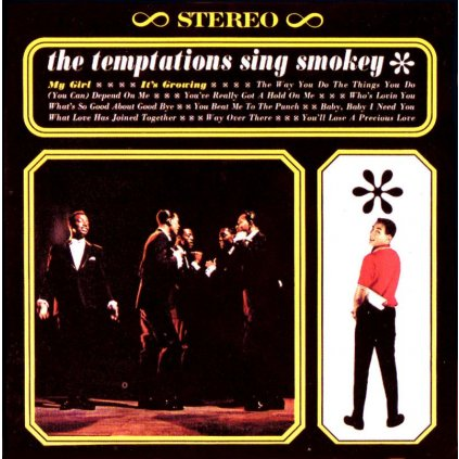 VINYLO.SK | Temptations, The ♫ The Temptations Sing Smokey [LP] vinyl 0602508113079