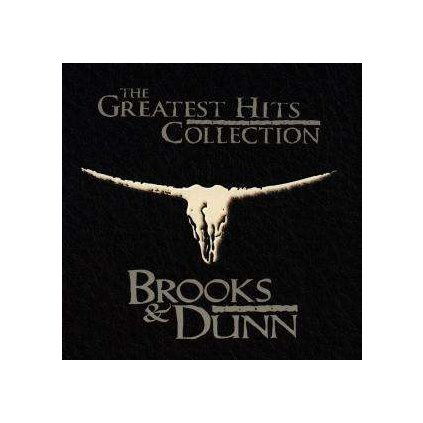 VINYLO.SK | BROOKS & DUNN - THE GREATEST HITS COLLECTION [CD]