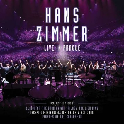 VINYLO.SK | ZIMMER, HANS ♫ LIVE IN PRAGUE [4LP] 0602508799754