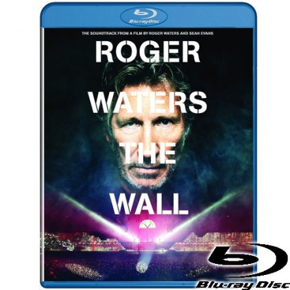 VINYLO.SK| WATERS, ROGER ♫ THE WALL / LIVE / A Film by Roger Waters and Sean Evans [Blu-Ray] 5053083065447