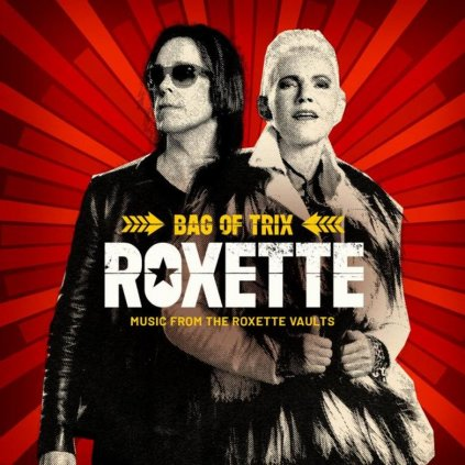 VINYLO.SK | ROXETTE ♫ BAG OF TRIX / BOX SET [4LP] 5054197081934
