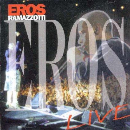 VINYLO.SK | RAMAZZOTTI, EROS - EROS LIVE [CD]