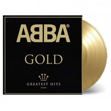 VINYLO.SK | ABBA ♫ ABBA GOLD / Gold Vinyl Edition [2LP] 0602577629211