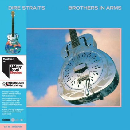 VINYLO.SK | Dire Straits ♫ Brothers In Arms [2LP] 0602508652998