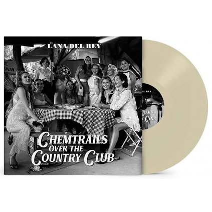 VINYLO.SK | LANA DEL REY ♫ CHEMTRAILS OVER THE COUNTRY CLUB / Limited Edition / Yellow vinyl [LP] 0602435497983