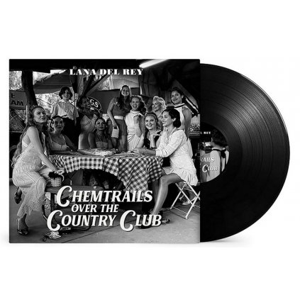 VINYLO.SK | LANA DEL REY ♫ CHEMTRAILS OVER THE COUNTRY CLUB / Limited Edition / Yellow vinyl [LP] 0602435497808