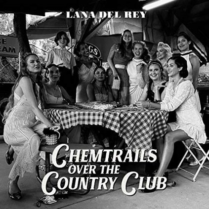 VINYLO.SK | LANA DEL REY ♫ CHEMTRAILS OVER THE COUNTRY CLUB / Limited Edition / Yellow vinyl [LP] 0602435497815