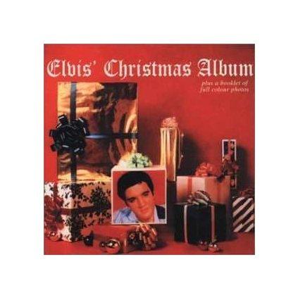 VINYLO.SK | PRESLEY, ELVIS - ELVIS' CHRISTMAS ALBUM [CD]