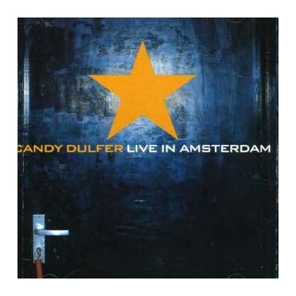 VINYLO.SK | DULFER, CANDY - LIVE FROM AMSTERDAM [CD]