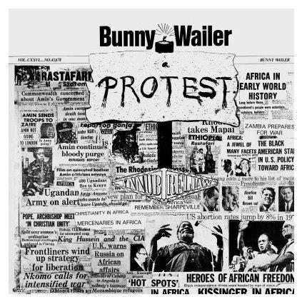 "VINYLO.SK | WAILER, BUNNY - PROTEST (LP)180GR./FT. ""MOSES' CHILDREN"" & ""GET UP STAND UP"""