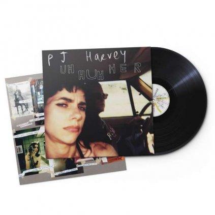 VINYLO.SK | PJ Harvey ♫ Uh Huh Her [LP] 0602507253189