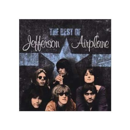 VINYLO.SK | JEFFERSON AIRPLANE - JOURNEY - THE BEST OF [CD]