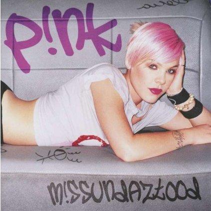 VINYLO.SK   PINK - MISSUNDAZTOOD [CD]