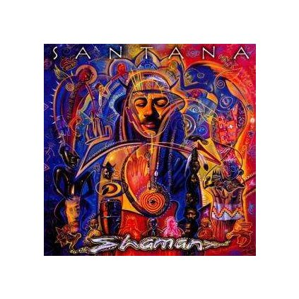 VINYLO.SK | SANTANA - SHAMAN [CD]