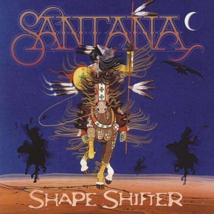 VINYLO.SK | SANTANA - SHAPE SHIFTER [CD]