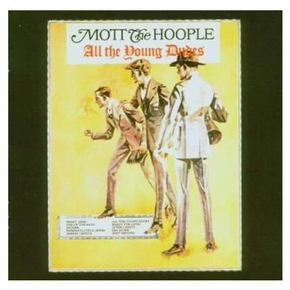 VINYLO.SK | MOTT THE HOOPLE - ALL THE YOUNG DUDES [CD]