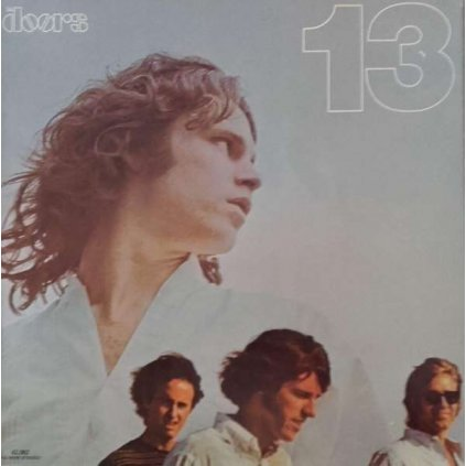 VINYLO.SK | Doors, The ♫ 13 [LP] 0603497847044