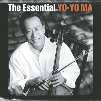VINYLO.SK | MA, YO-YO - THE ESSENTIAL YO-YO MA [2CD]