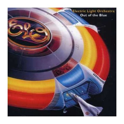 VINYLO.SK | ELECTRIC LIGHT ORCHESTRA - OUT OF THE BLUE [CD]