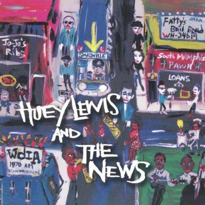 VINYLO.SK   Lewis, Huey & The News ♫ Soulsville [CD] 4050538615319