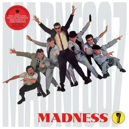 VINYLO.SK | Madness ♫ 7 [LP] 4050538618778